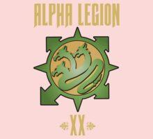 Alpha Legion XX - Warhammer Kids Clothes