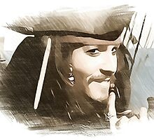 Jack Sparrow by augustinet
