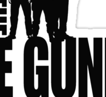 Lone Gunmen Sticker