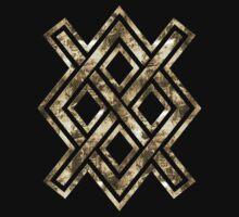Gungnir, Odin's spear, Rune Gar, Viking, Magic, Protectiv Symbol by nitty-gritty