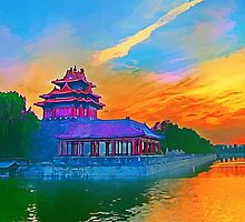 Forbidden City by Artworks8