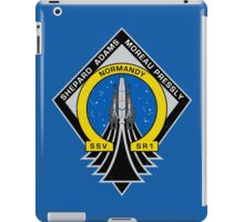 The Last Mission iPad Case/Skin