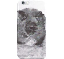 Guinea Pig in the Hay iPhone Case/Skin