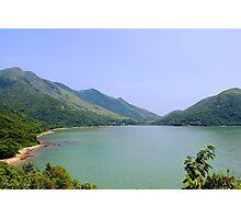 Discovering Eden II - Hong Kong, China.  Photographic Print