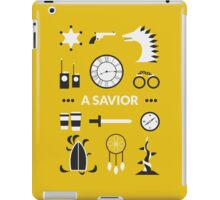 Once Upon A Time - A Savior iPad Case/Skin