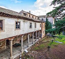 Old Palace at Avila by JJFarquitectos