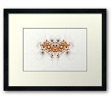 The Bug Framed Print