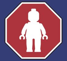 MINIFIG ROADSIGN, Customize My Minifig by ChilleeW