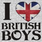 I love British Boys by sweetsisters