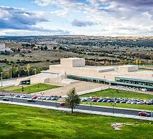 Congress and Exhibitions Center of Avila by JJFarquitectos
