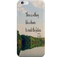 Les Miserables Dream iPhone Case/Skin