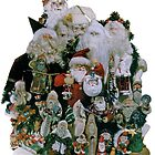 Santa Claus Collection by wolftinz