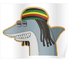Reggae Shark Poster