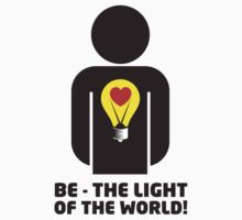 Be - the Light by biblebox
