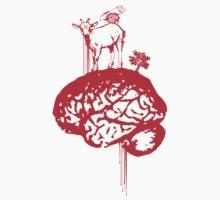 BrainGoat by LOVEHATECREATE