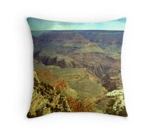 Shadowland Throw Pillow
