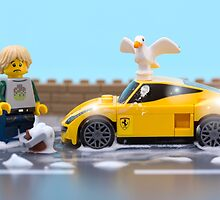 Lego car wash by Kevin  Poulton - aka 'Sad Old Biker'
