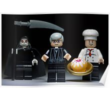 Lego Cake or Death ! Poster