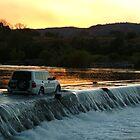 Springvale Crossing Western Australia by Joe Mortelliti