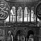 Hagia Sophia by Michael D'Andrea Diaz