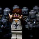 Lego Zombies by Kevin  Poulton - aka 'Sad Old Biker'