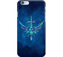 Skyward Sword Blue Alt iPhone Case/Skin