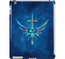 Skyward Sword Blue Alt iPad Case/Skin
