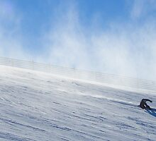 Buller Boarder by Chris Putnam