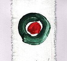 Christmas card- Red and Green 2014 by Timothy Beighton