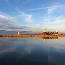 FORT PERCH ROCK AND LIGHTHOUSE by gothgirl