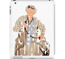 Emmett Brown iPad Case/Skin