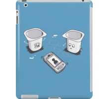 Evolution iPad Case/Skin