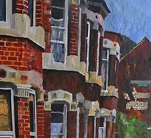 Ella Street, Hull by Andrew Reid Wildman