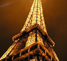 Eiffel Tower by BSWBUSINESS