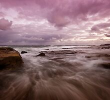 Merewether Rock Platform 6 by Mark Snelson