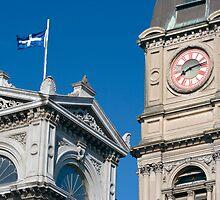 Ballarat Town Hall by AustralianImagery