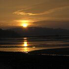 Cramond Sunset by miclile