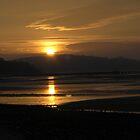Cramond Sunset by miclile