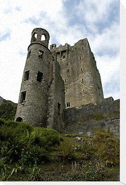 Blarney Castle by miclile