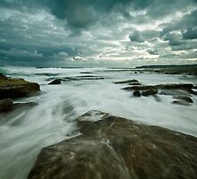 Merewether Rock Platform 7 by Mark Snelson