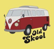 Old-Skool Kids Clothes