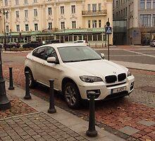 BMW X6 for joy by miniailov