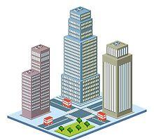 Big city by Alexzel