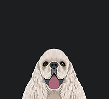 Harper - Cocker Spaniel gifts for pet lovers, dog people, and cocker spaniel owners by PetFriendly