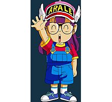 Arale DRAGON BALL Photographic Print