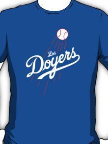 Los Doyers (White)  T-Shirt