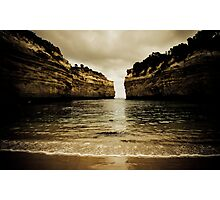 Loch Ard Gorge #2, Great Ocean Road, Victoria Photographic Print