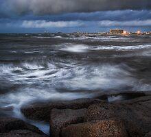 Morning, Port Aransas by Andy Heatwole