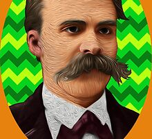 Nietzsche by ayay