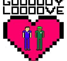 GUY LOVE by NuclearPotato
